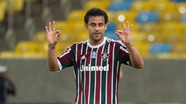 South American Football - Fluminense spared relegation as Portuguesa docked points