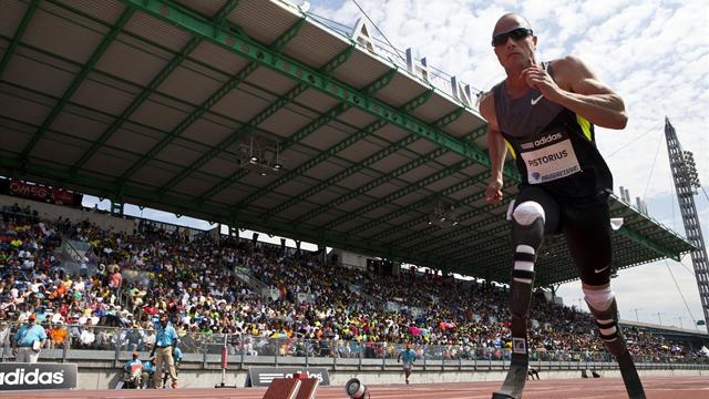 London 2012 - Pistorius to run at Olympics