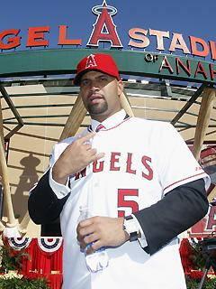 2012 from Albert Pujols to Carlos Zambrano