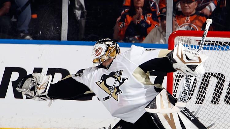 Pittsburgh Penguins v New York Islanders - Game Six