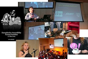 Impressions of the European Accessibility Forum