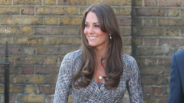 Duchess of Cambridge to Be a Godmother