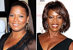 Queen Latifah, Alfre Woodard | Photo Credits: Jemal Countess/Getty Images, Brian To/FilmMagic