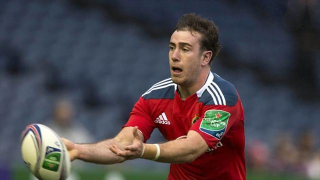 RaboDirect Pro12 - Munster win late, Parks wins it for Connacht