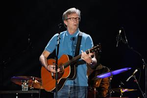 Eric Clapton Reissuing 'Unplugged' This October