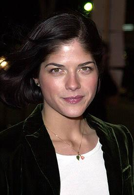 Selma Blair at the Mann Village Theater premiere of Columbia's Saving Silverman