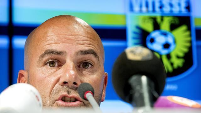 European Football - Vitesse pegged back to leave top spot in jeopardy