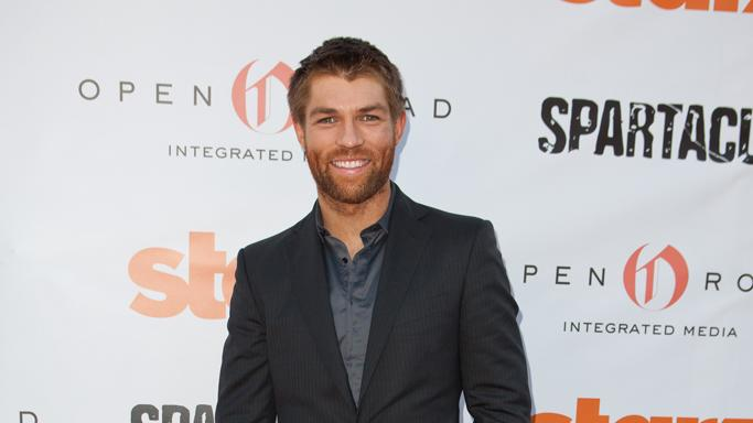 "Starz ""Spartacus"" Then And Now With Kirk Douglas, Liam McIntyre And Steven S. DeKnight"