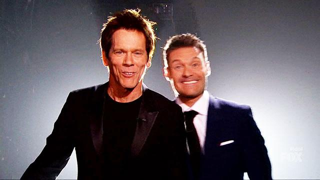 Kevin Bacon Steals 'Idol' Spotlight