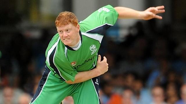 Cricket - Young shines as Scotland stumble