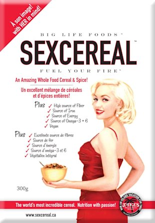 This cereal was recently featured on CBC's Dragon's Den and got $100,000. (Facebook)