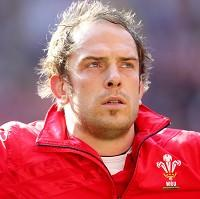 Alun Wyn Jones is facing a long spell on the sidelines