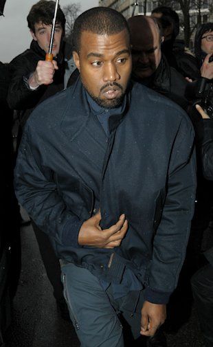 Kanye West 'Denies Calling Upcoming Album I Am God': 'We Would Never Be So Presumptuous'