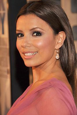 Eva Longoria Parker at the Los Angeles premiere of New Line Cinema's Over Her Dead Body