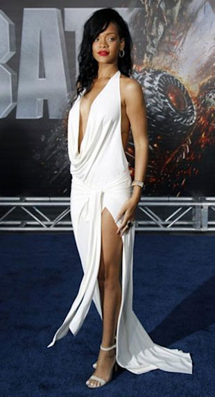 Right Leg Gate: 10 Stars Channelling Angelina Jolie On The Red Carpet