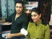 Kareena Kapoor and Imran Khan turn chefs!