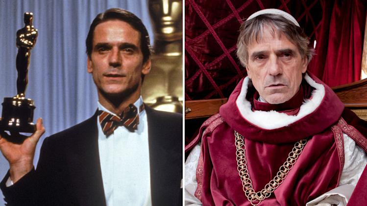 Jeremy Irons (The Borgias)