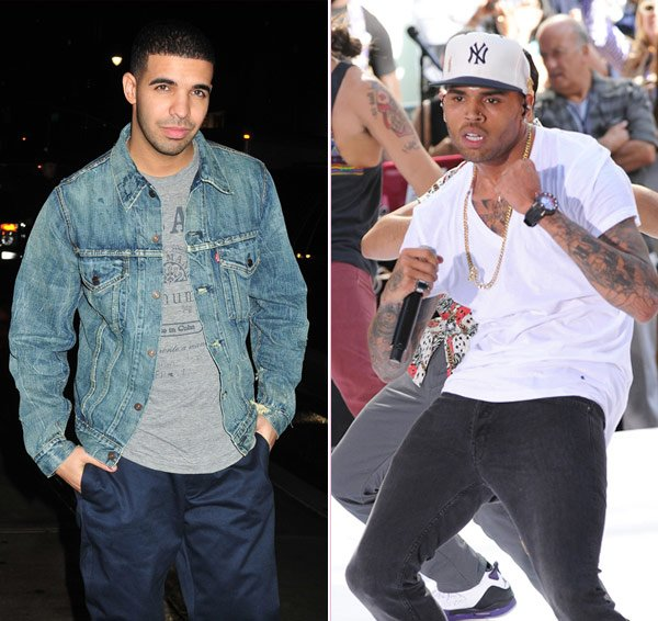 Rihanna's NOT In A Sexual Relationship With Drake — She Loves Chris Brown