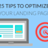 25 Tips to Optimize Landing Page Conversions