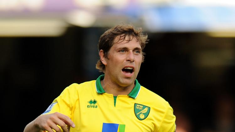 Grant Holt scored the winner for Norwich