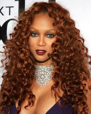 "Tyra Banks ""America's Next Top Model"" Season Three Finale Party - 12/15/2004"