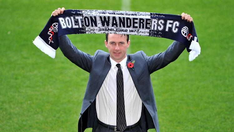 Dougie Freedman, pictured, spoke with former manager Owen Coyle about the position at Bolton