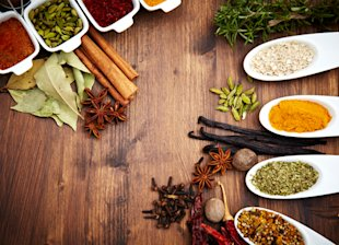 Spices add to your cooking and health / iStockphoto