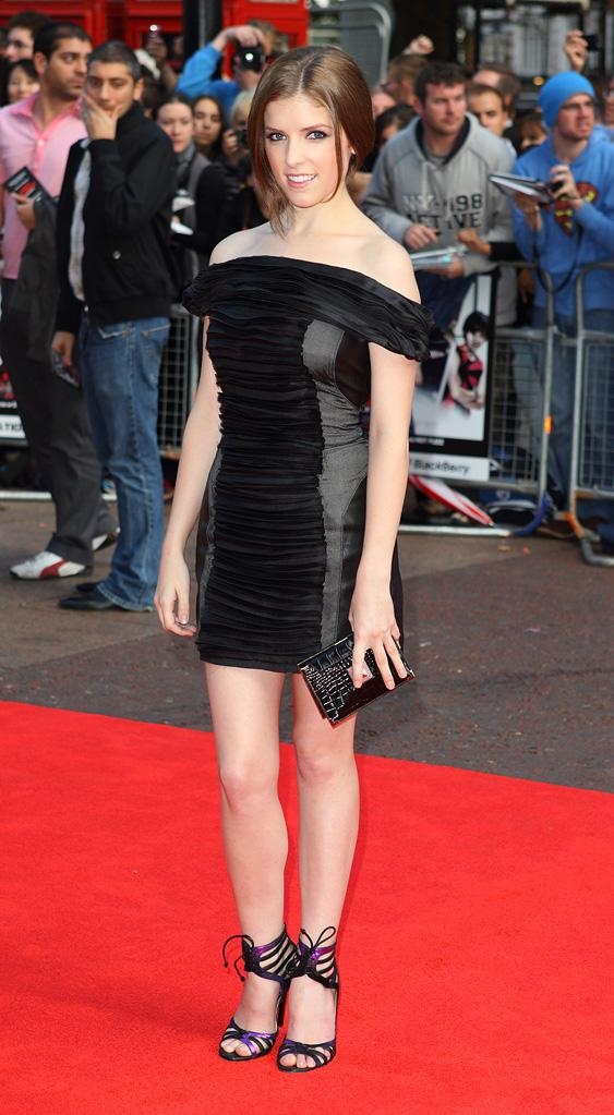 Scott Pilgrim vs the World UK premiere 2010 Anna Kendrick