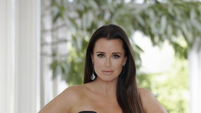 "Kyle Richards in ""The Real Housewives of Beverly Hills."""