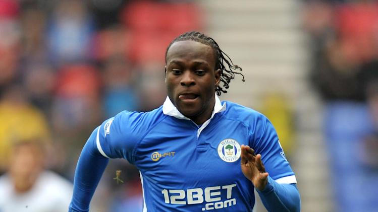 Victor Moses is on the verge of joining Chelsea from Wigan