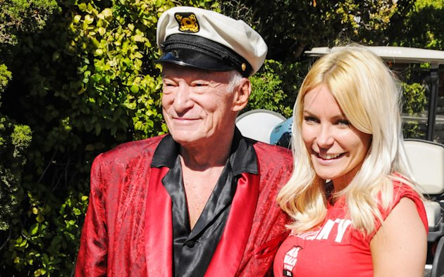Hugh Hefner's Playboy Mansion Sold For $100 Million