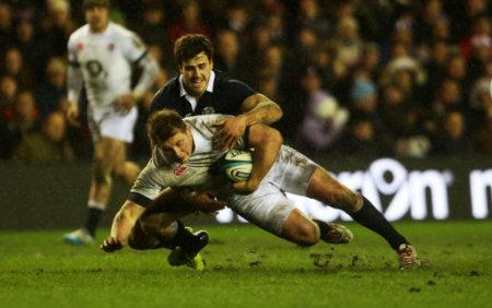 Rugby Union - RBS 6 Nations - Scotland v England - Murrayfield Stadium