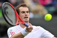 Andy Murray will focus firmly on Wimbledon semi-final rival Jo-Wilfried Tsonga on Friday, having cast a longing gaze across the Atlantic for title-winning inspiration from NBA basketball hero LeBron James