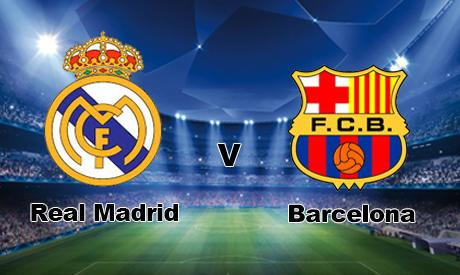 Real Madrid v Barcelona (Spain's king's Cup final): LIVE