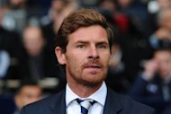 Tottenham Hotspur's Portuguese manager Andre Villas-Boas looks on before the English Premier League football match between Tottenham Hotspur and Queens Park Rangers at White Hart Lane in north London. Villas-Boas revelled in his first home win as Tottenham manager, but was quick to praise the goal-scoring knack and consistency of England striker Jermain Defoe