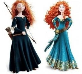 UPDATE: Disney Denies 'Brave' Princess Makeover Pulled In Wake Of Protests