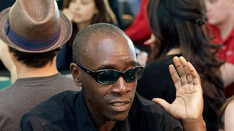 Don Cheadle Poker Bnft