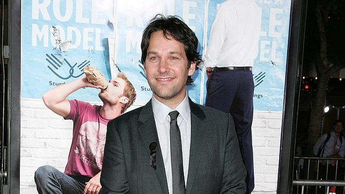 Role Models LA Premiere 2008 Paul Rudd