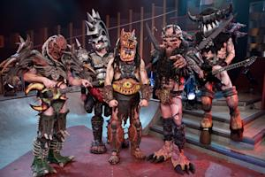 GWAR Retrospective Opens in Richmond