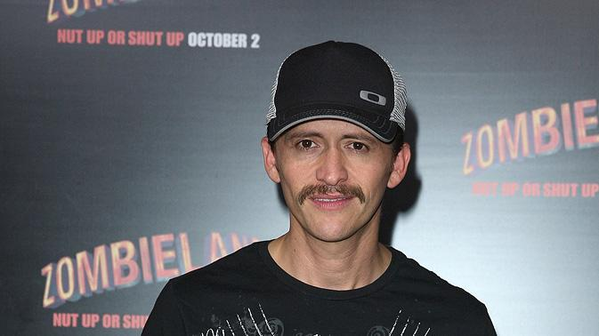 Zombieland LA Premiere 2009 Clifton Collins Jr