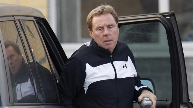 World Cup - Redknapp: England snub was a relief