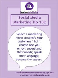 N is for Niche   Why it Helps to Choose a Marketing Niche image Pinterest Social Media Tips 102 225x3003