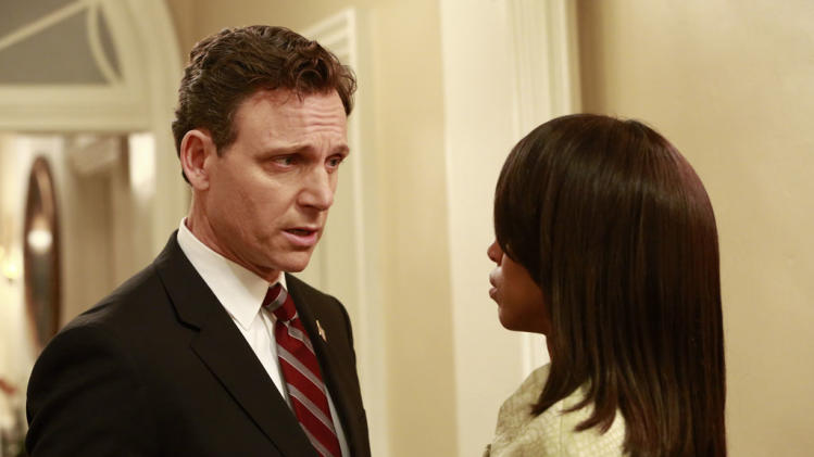 """Scandal"" -- ""Whiskey Tango Foxtrot"" TONY GOLDWYN, KERRY WASHINGTON"