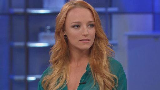 EXCLUSIVE: 'Teen Mom' Maci Talks Mystery Illness
