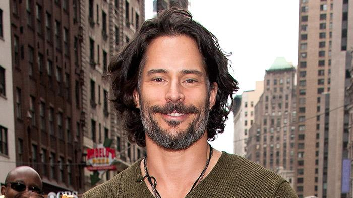 Joe Manganiello Visits