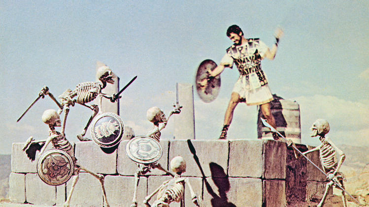 Ray Harryhausen's Top 8 Films