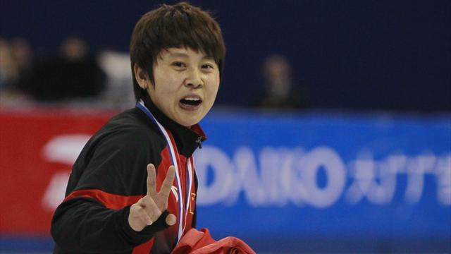 Speed Skating - Chinese speedskating champion Wang set to miss Sochi