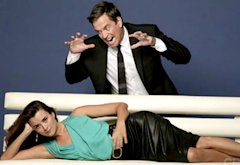 Behind the Scenes at the NCIS TV Guide Photo Shoot | Photo Credits: TV Guide Magazine