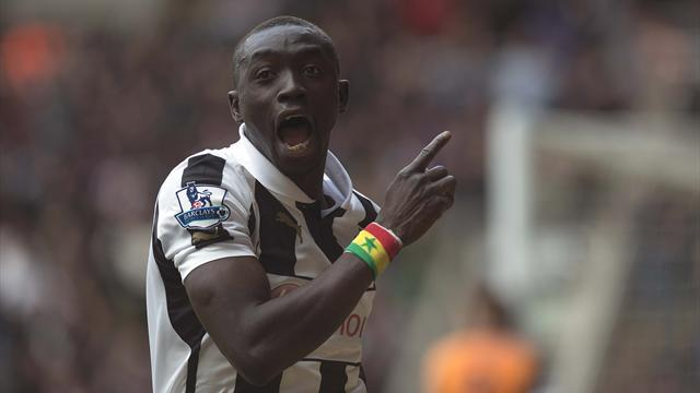 Premier League - Pardew waits on Cisse