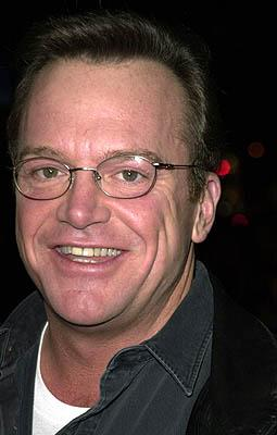 Premiere: Tom Arnold at the Los Angeles premiere of Guy Ritchie's Snatch (1/18/2001)
